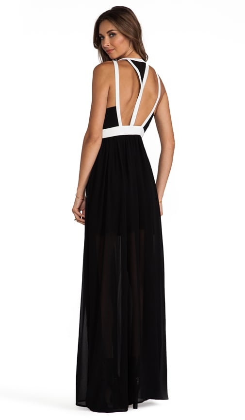 Eyes Wide Open Maxi Dress