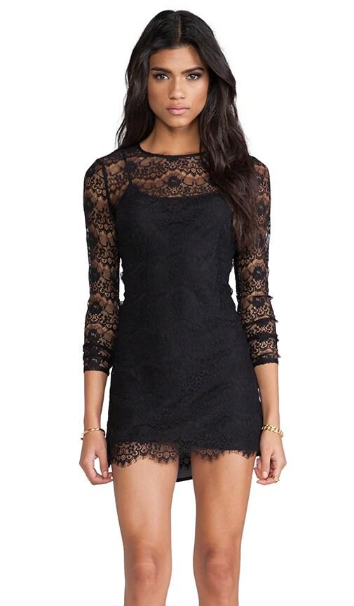 Love Magic Long Sleeve Dress