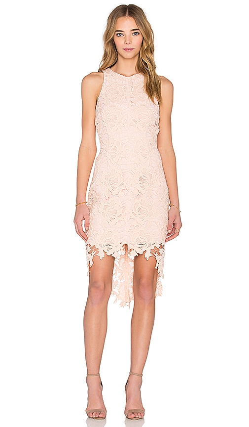 keepsake x REVOLVE I Will Wait Dress in Blush