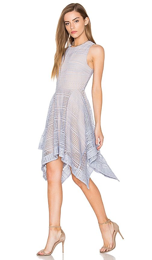 keepsake Sweet Nothing Dress in Blue