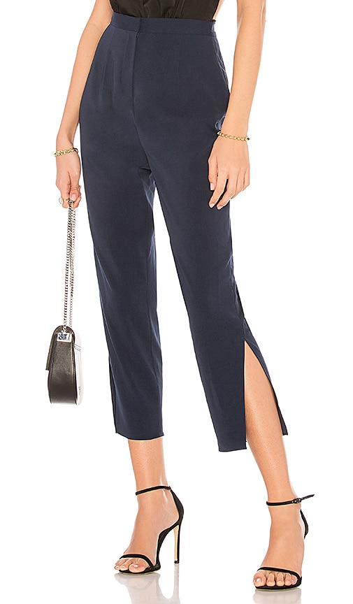 keepsake Dark Paradise Pant in Navy