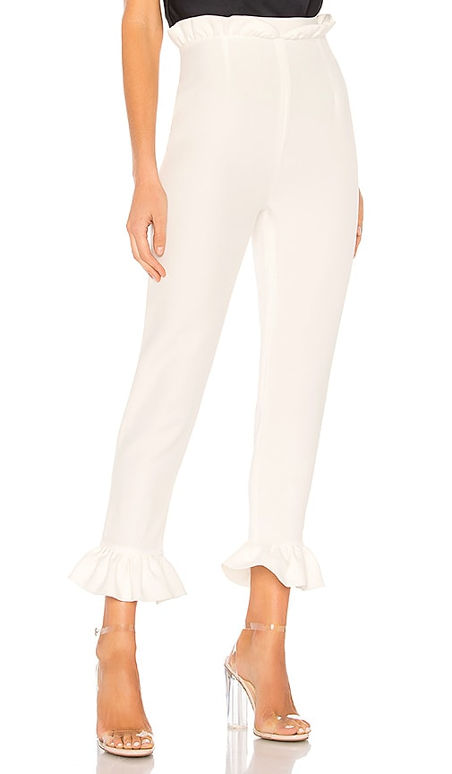 Keepsake Only Love Pant in Ivory