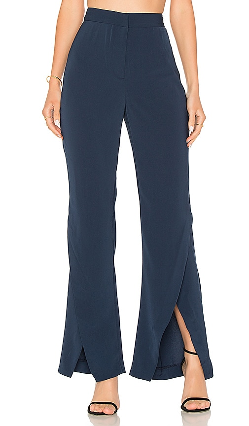 keepsake No Limits Pant in Navy