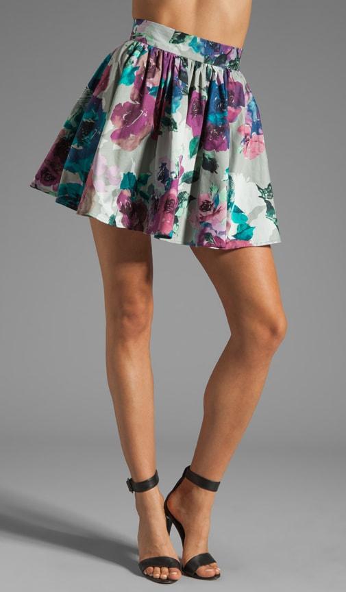 Velvet Martini Skirt