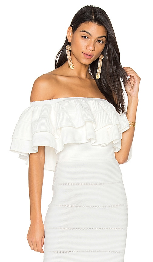 keepsake Moonlight Top in White