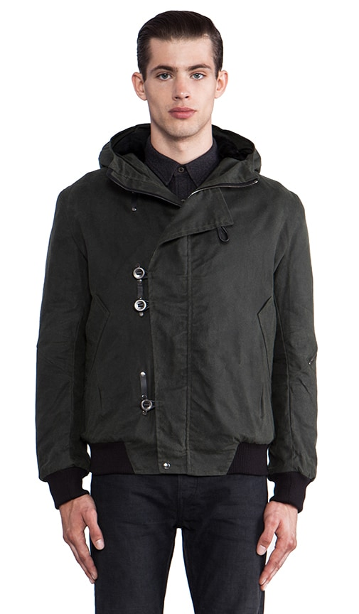 Emory Hooded Bomber