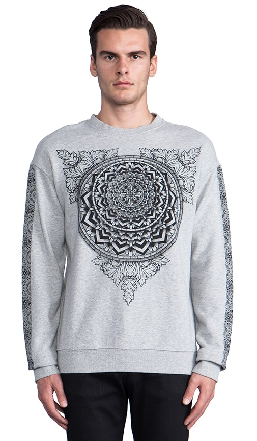 Metal Motif Sweat