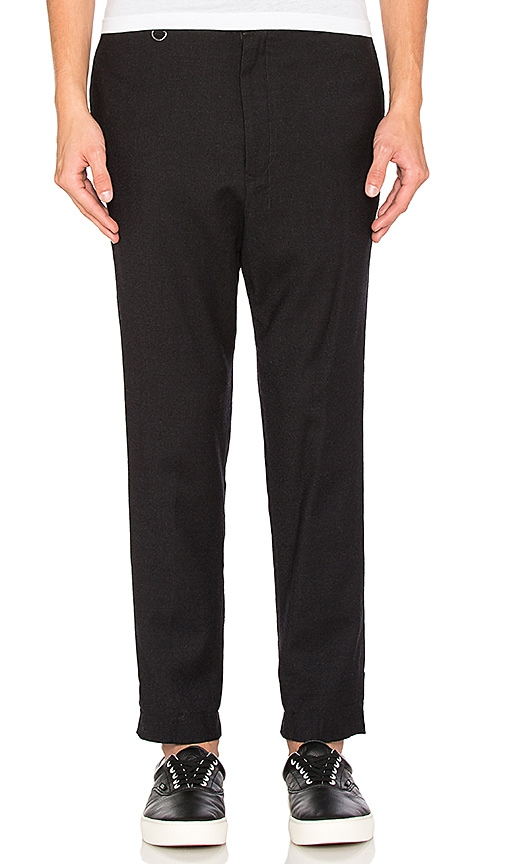 Ksubi Sid Pant in Black