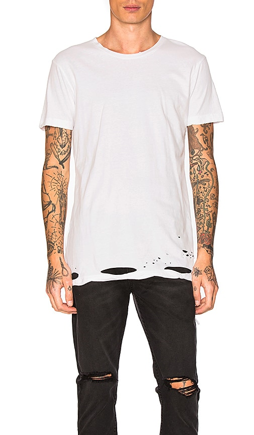 Ksubi Sioux Tee in White