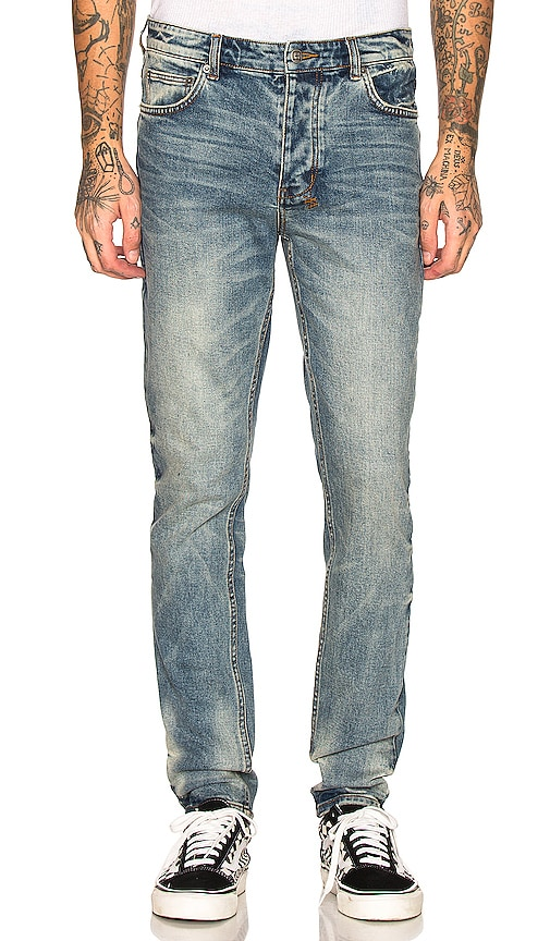 Ksubi Chitch Pure Dynamite Skinny Fit Jeans In Denim