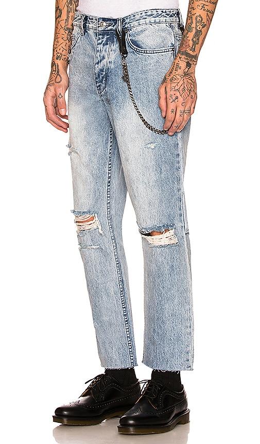f1c4cbed1f Ksubi Chitch Chop Punk Pin Jean in Denim