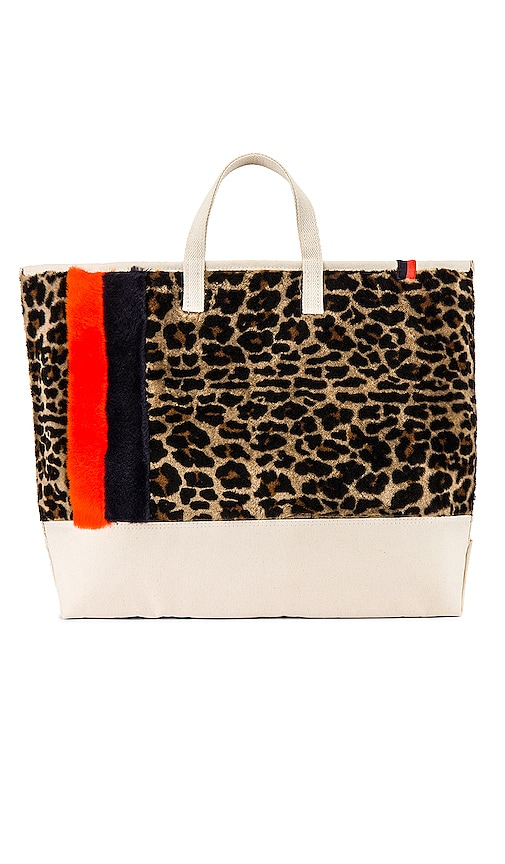 The Shearling Tote