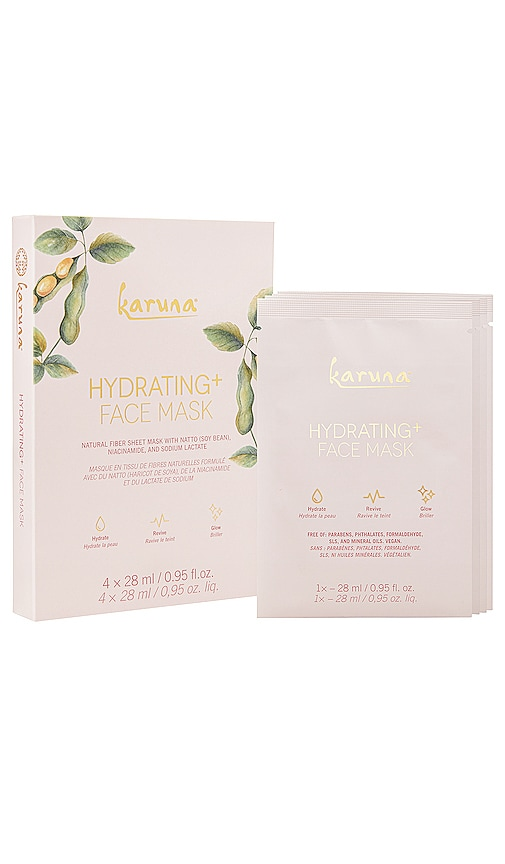 Hydrating+ Mask 4 Pack