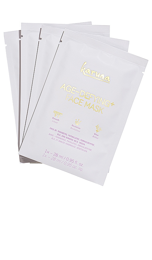 Age Defying+ Mask 4 Pack