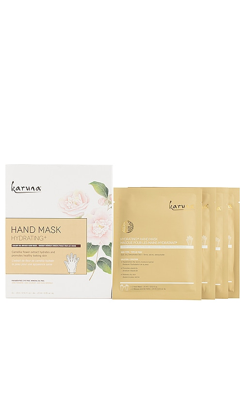 Hydrating+ Hand Mask 4 Pack