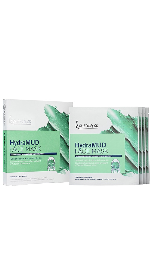 HydraMUD Face Mask 4 Pack