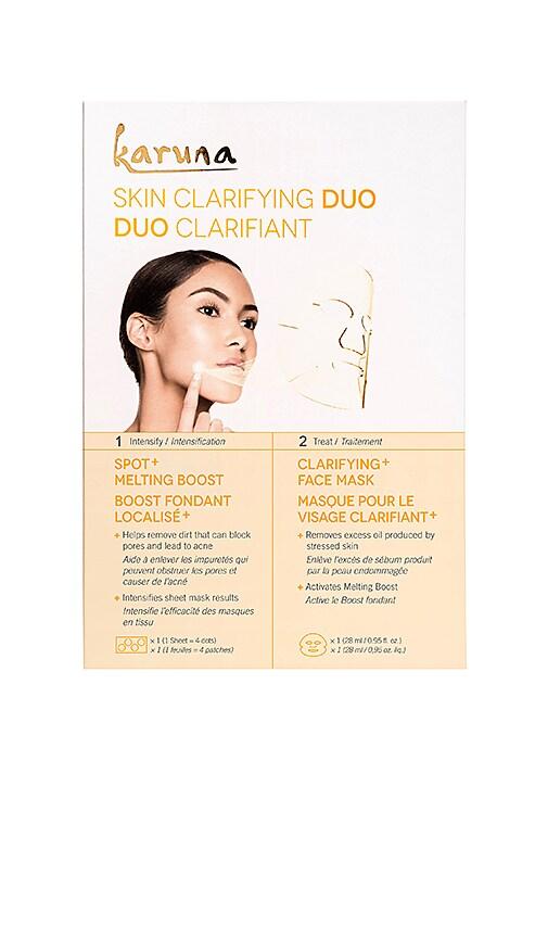 KARUNA Skin Clarifying Duo in N/A