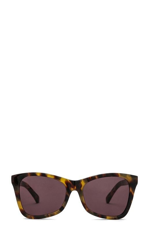 a22a6716bea Karen Walker Perfect Day in Crazy Tortoise   Gold   Black