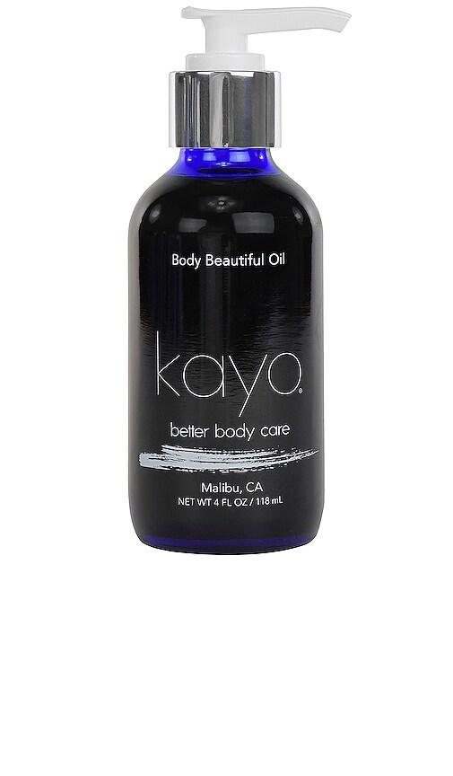 Body Beautiful Oil