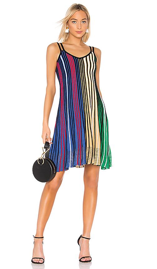 VERTICAL RIB ドレス