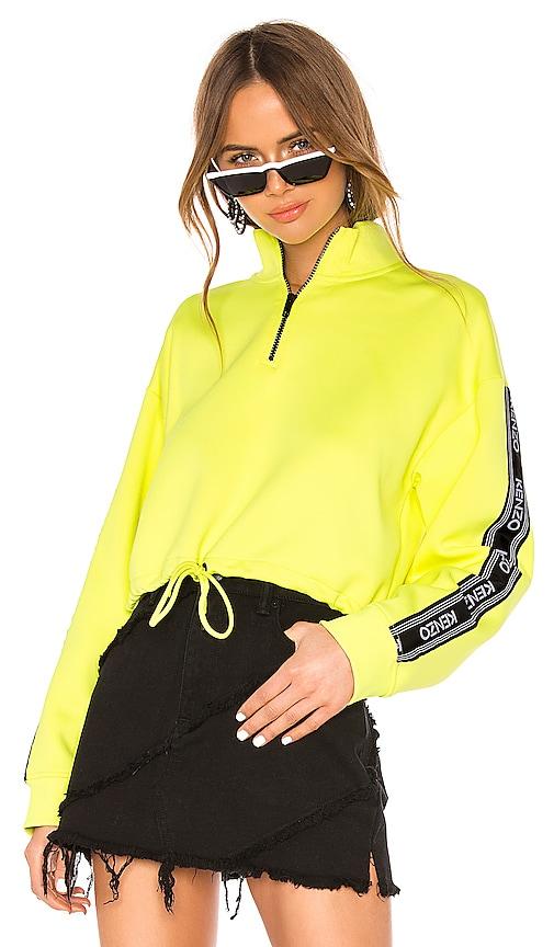 Sport Cropped Sweatshirt