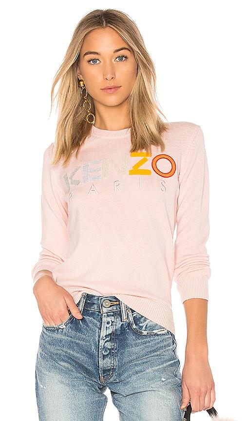 Kenzo Classic Sweater in Pink