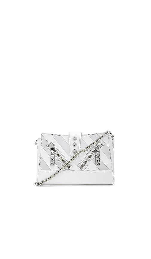 Kenzo Mini Shoulder Bag in White