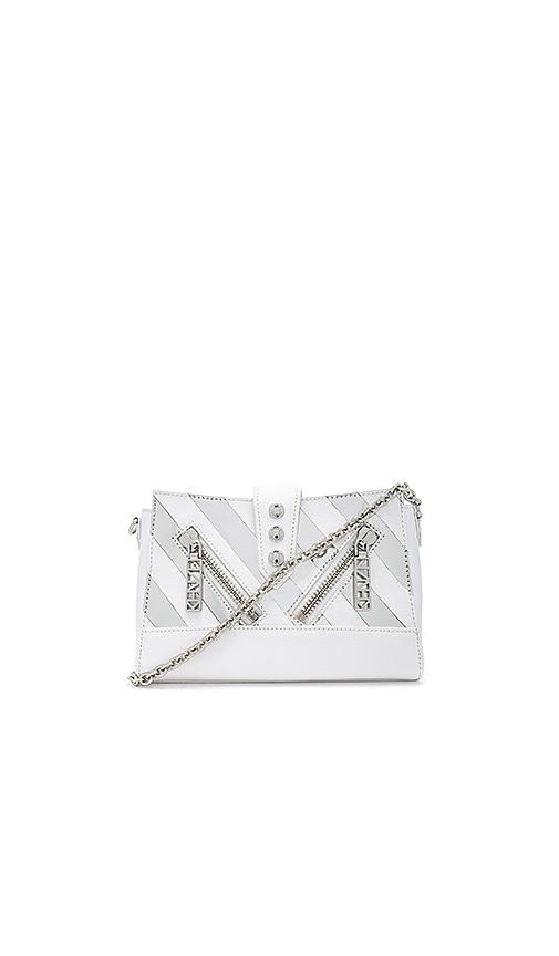 Kenzo Mini Shoulder Bag in White