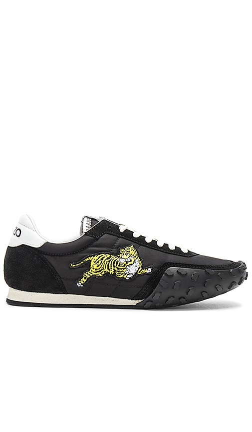 Kenzo Move Sneakers in Black