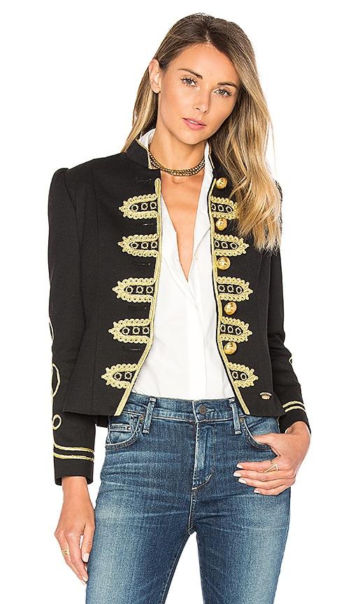 La Condesa Condesa Barbanegra Jacket in Black