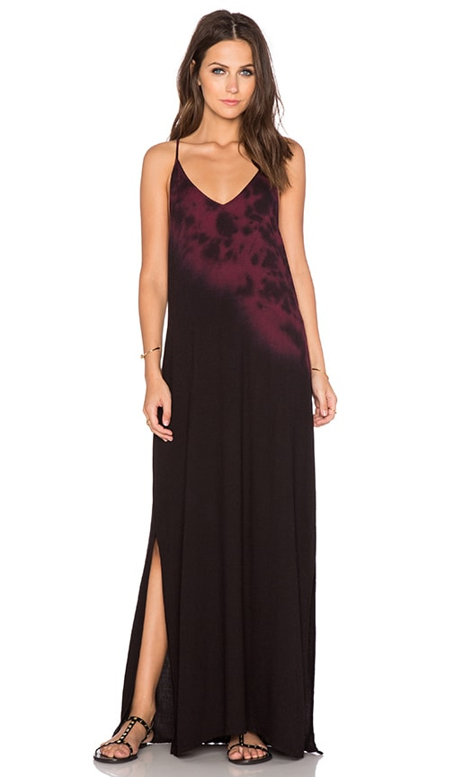 LACAUSA Gallery Dress in Cleo Spill