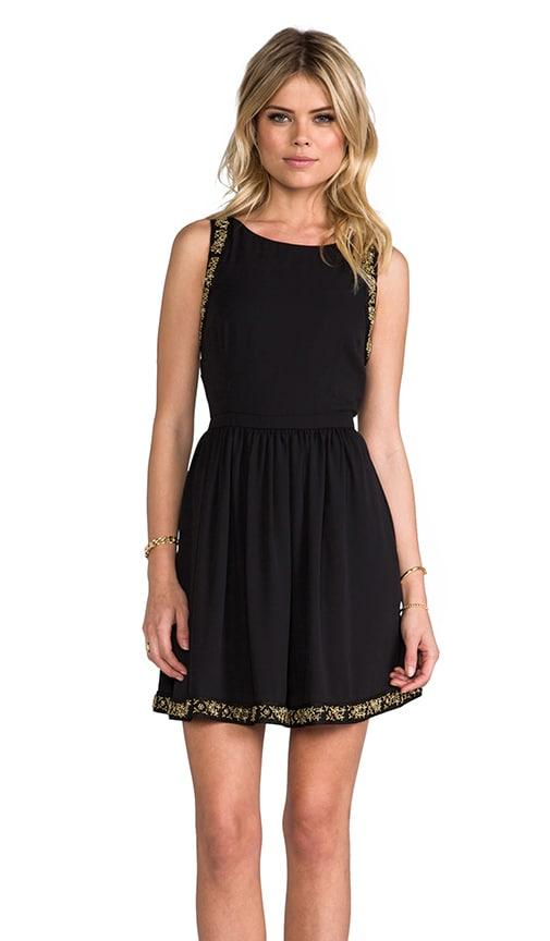 Gala Crepe Dress