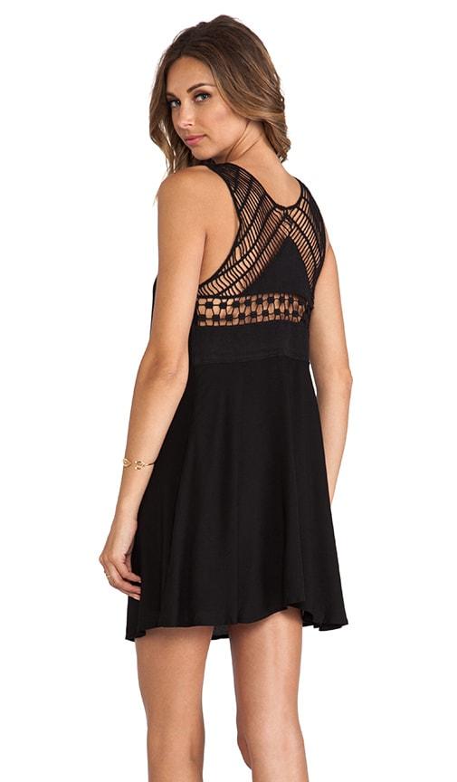 Seaside Macrame Dress
