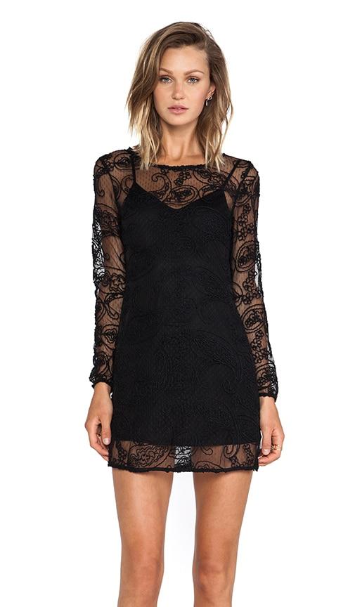 Cornelli Lace Dress