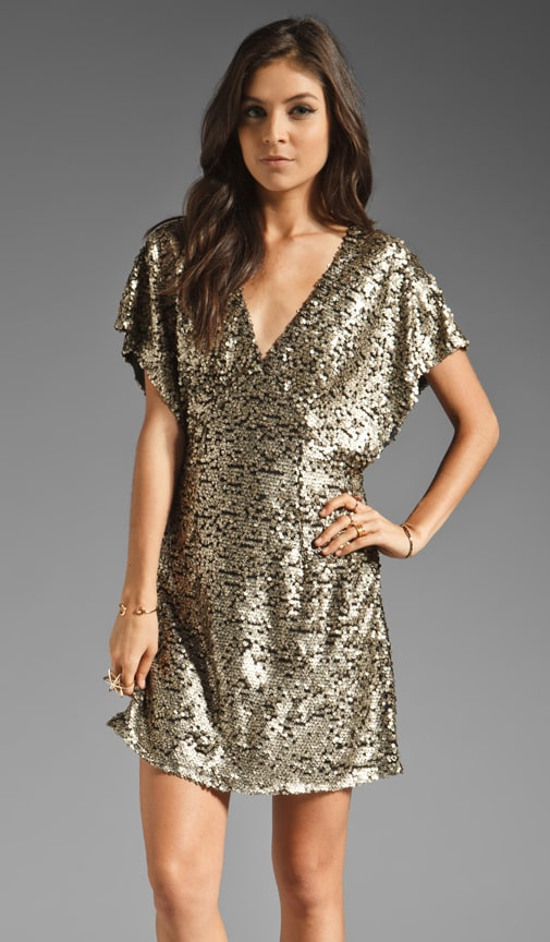 Felicity Sequin Dress