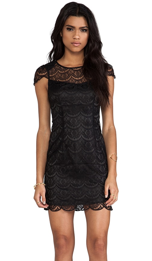 Nouveau Lace Dress