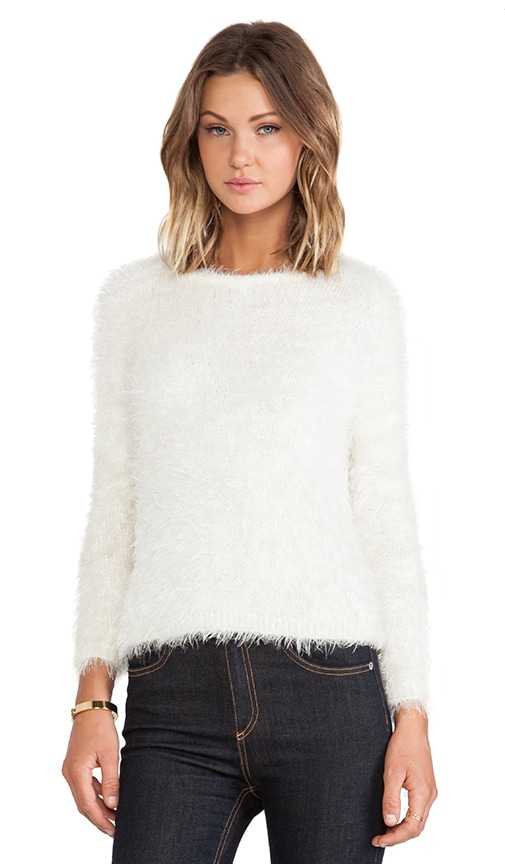 Howling Faux Fur Sweater