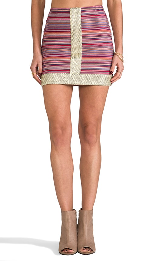 Dizzy Heights Woven Skirt