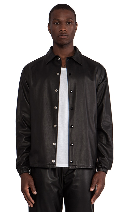 Coaches Lambskin Jacket
