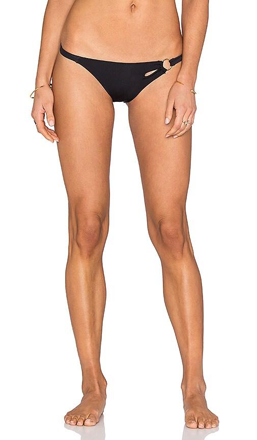 L'Agent by Agent Provocateur Adrina Bikini Bottom in Black