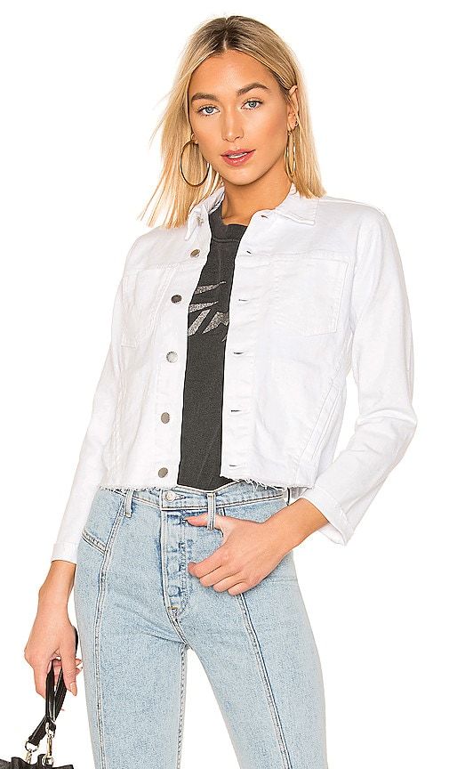 Janelle Slim Jacket by L'AGENCE, available on revolve.com for $325 Kendall Jenner Outerwear SIMILAR PRODUCT