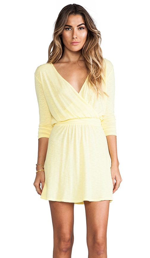 Long Sleeve Surplus Dress