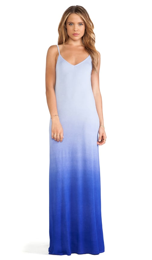 Across Strapped Maxi Dress