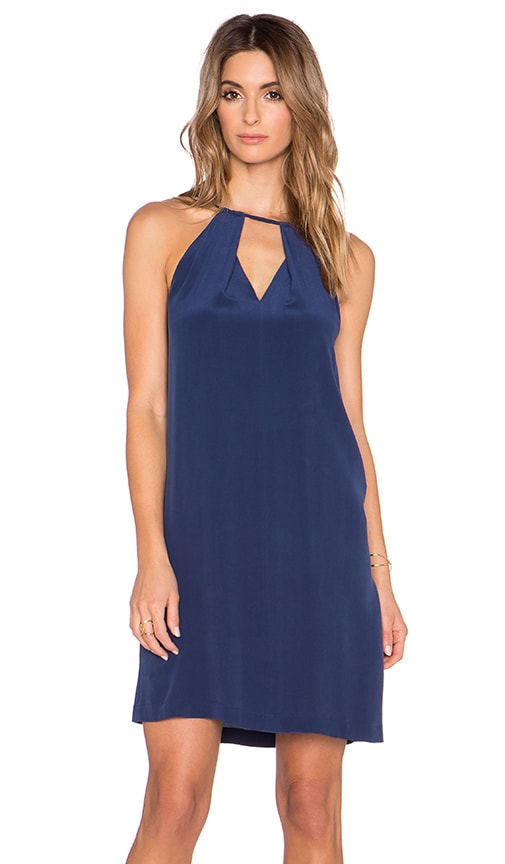LA Made Margo Slip Dress in Galaxy