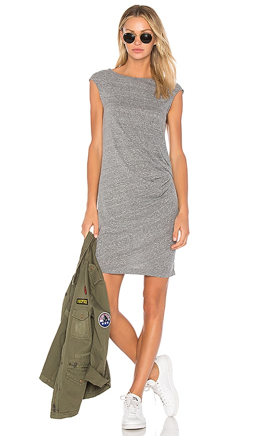 LA Made Gemma Dress in Gray