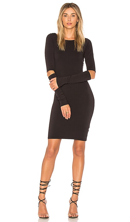 LA Made Bobbi Dress in Black
