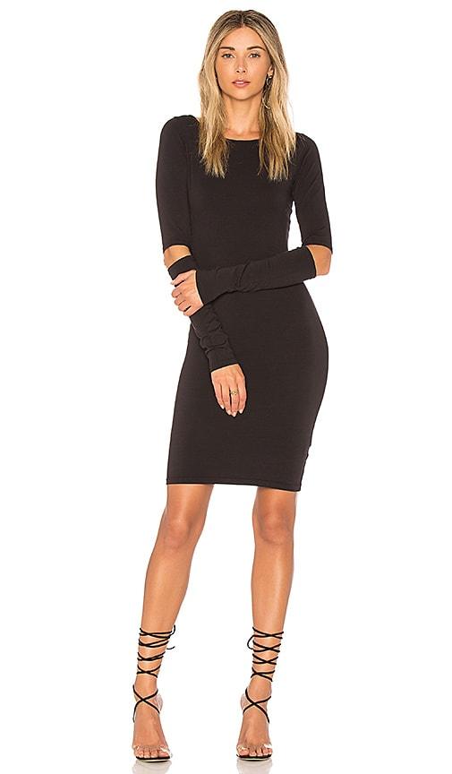 LA Made Bobbi Dress in Black