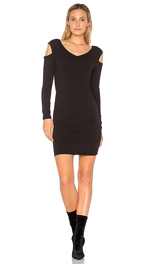LA Made Belize Dress in Black