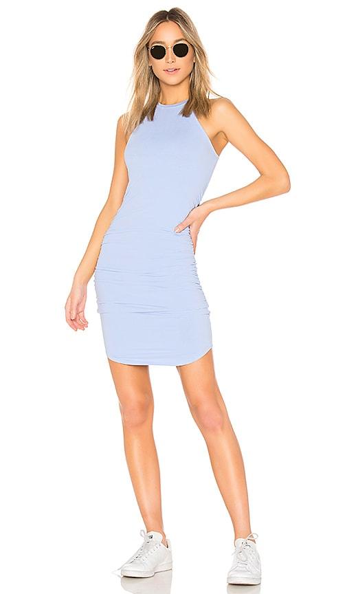 LA Made Kravitz Dress in Baby Blue