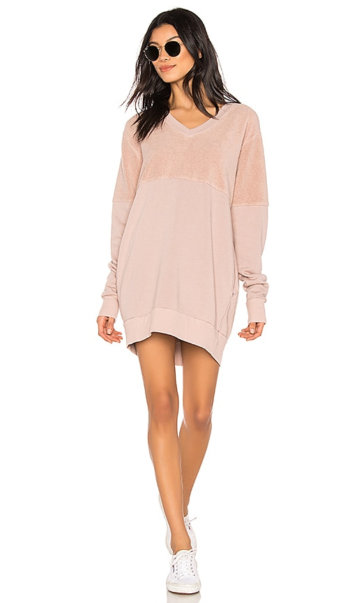 Peyton Tunic Sweatshirt Dress